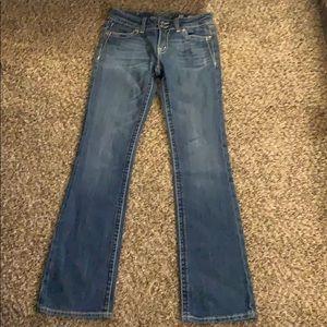 MISS ME Boot Cut Jeans Size 30x34